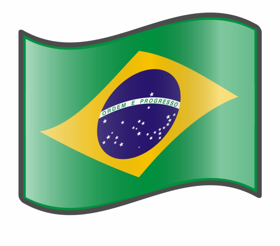 Brazil clipart picture free library Free Vector Graphic Brazil Map Flag Geography - Brazil Clip Art Free ... picture free library