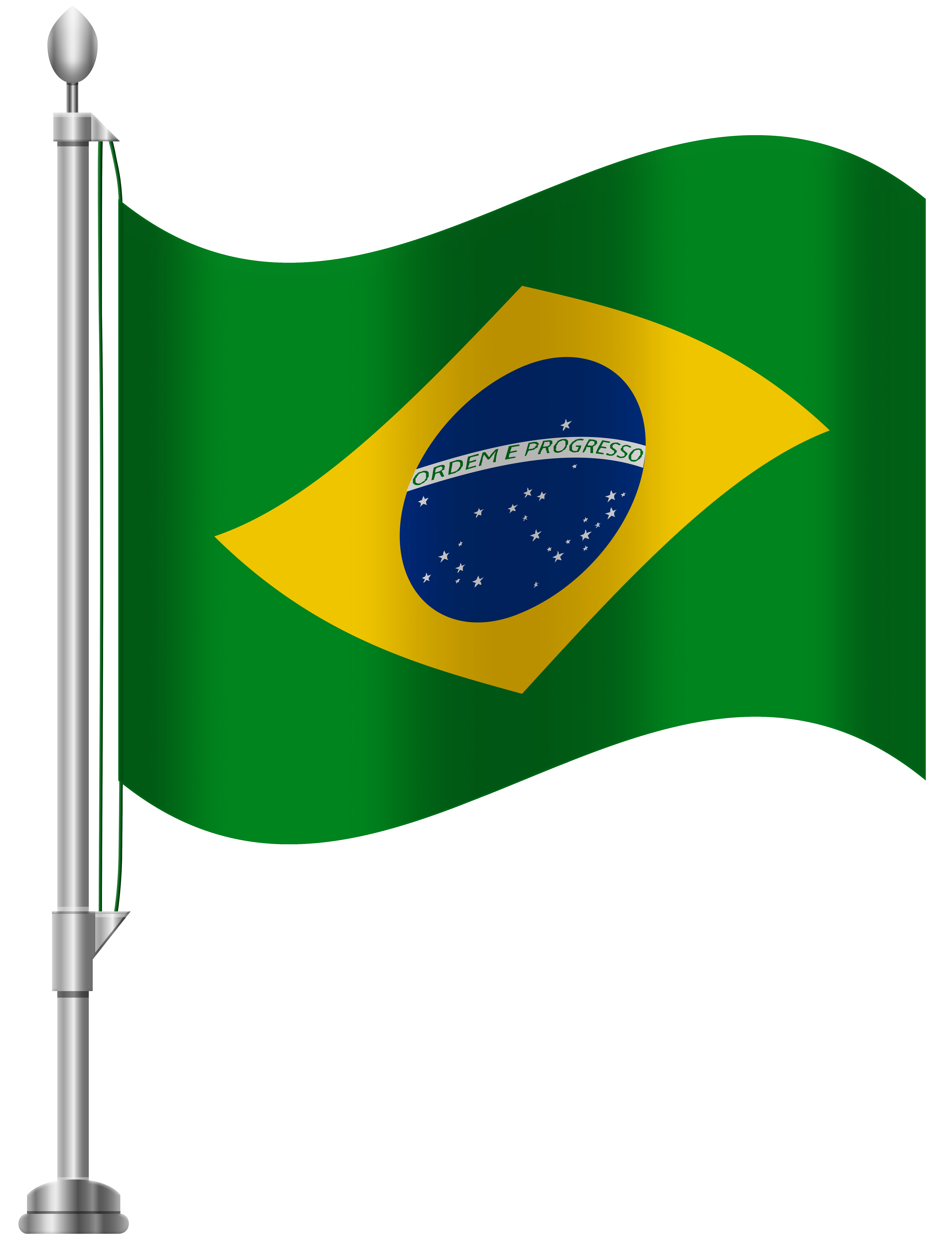 Brazil clipart graphic freeuse Brazil Flag PNG Clip Art - Best WEB Clipart graphic freeuse