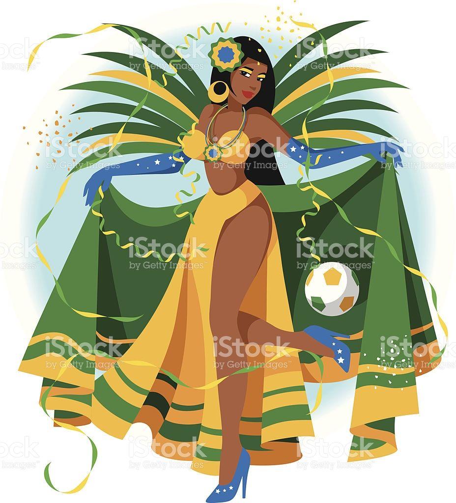 Brazil carnival clipart black and white stock Brazil clipart brazil carnival #6 | 插画 | Brazil carnival, Carnival ... black and white stock