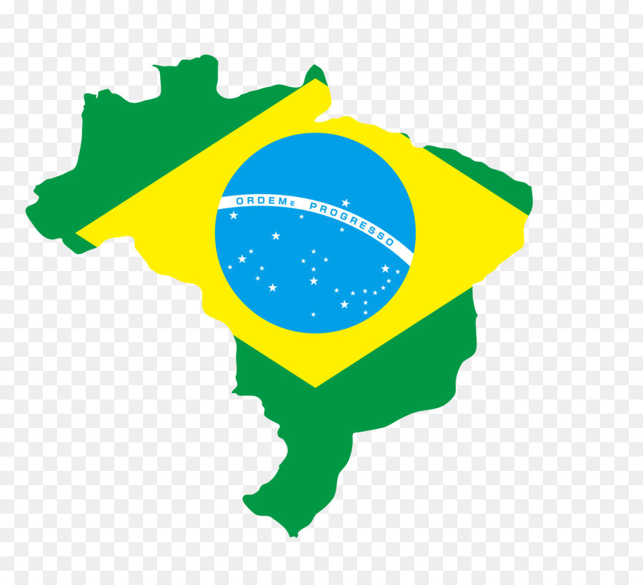Brazil clipart with brazil written on it vector royalty free stock Flag Cartoon png download - 2075*1869 - Free Transparent Brazil png ... vector royalty free stock