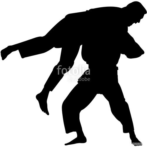 Brazilian jiu jitsu clipart picture download Brazilian jiu-jitsu silhouette, Brazilian jiu-jitsu clipart ... picture download