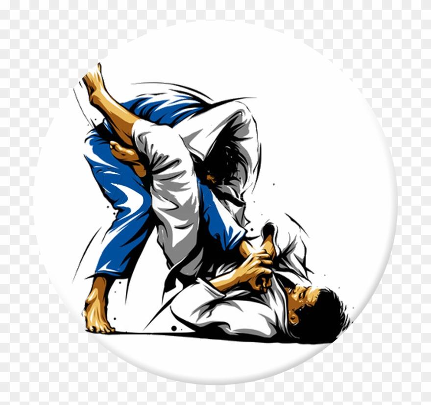 Brazilian jiu jitsu clipart clipart freeuse library Brazilian Jiu-jitsu - Bjj Cartoon Clipart (#3814590) - PinClipart clipart freeuse library