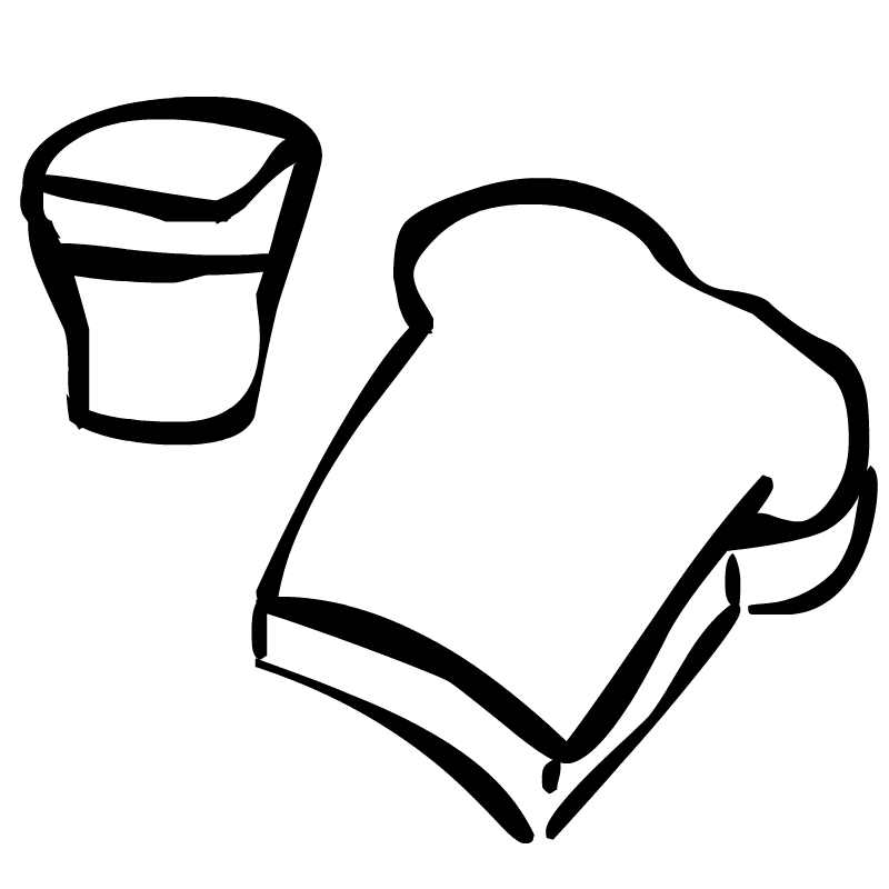 Bread clipart black and white in spanish picture black and white library Free Hassle Free Clipart, Download Free Clip Art, Free Clip Art on ... picture black and white library