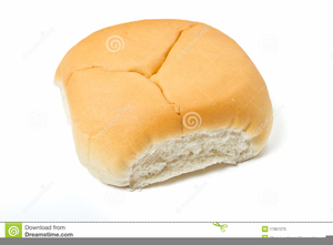 Bread roll free clipart banner royalty free stock Bread Roll Clipart | Free Images at Clker.com - vector clip art ... banner royalty free stock