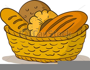 Bread roll free clipart clipart black and white library Bread Rolls Clipart | Free Images at Clker.com - vector clip art ... clipart black and white library