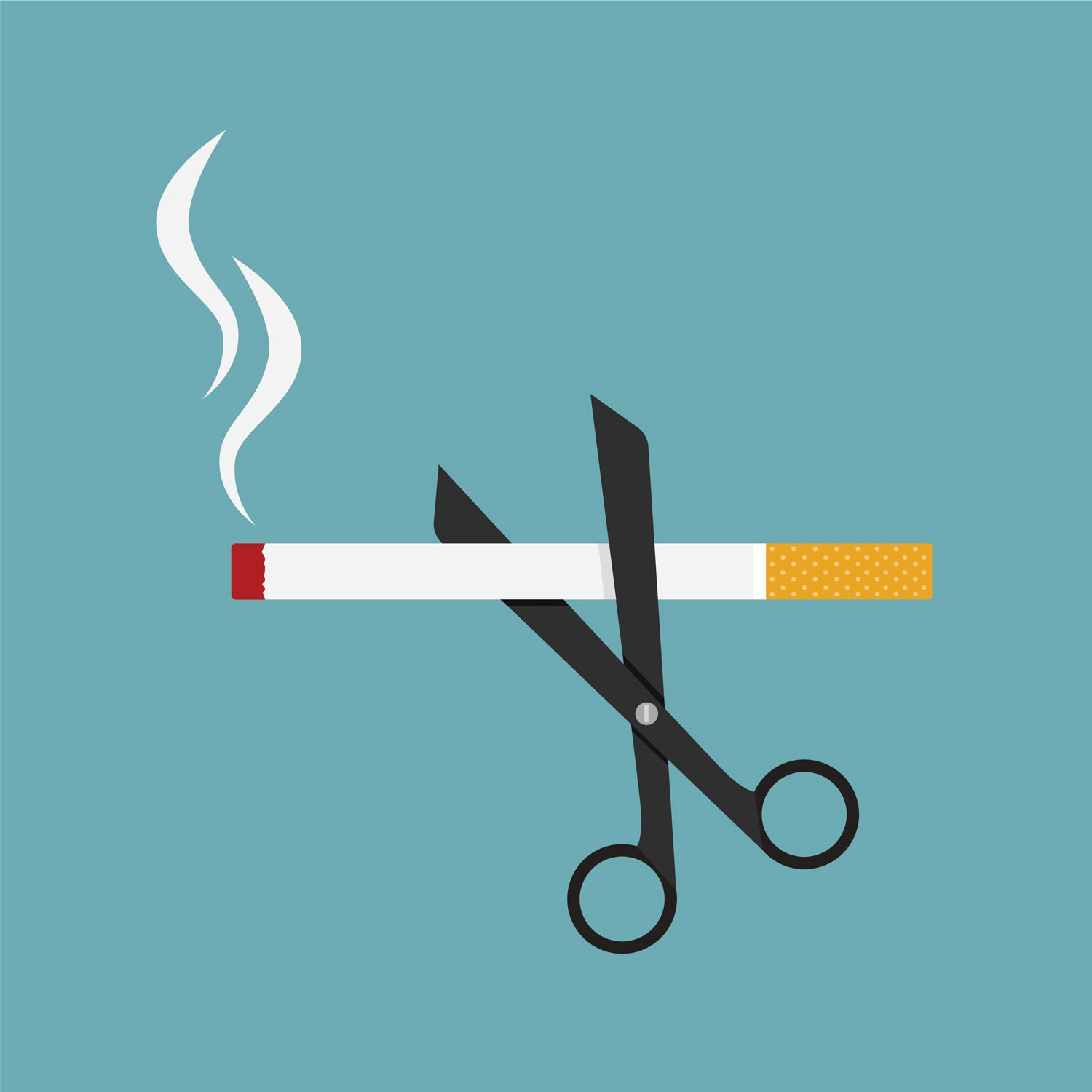 Break the habit of smoking clipart vector library library Breaking bad habits through curiosity - For Life Journal - Medium vector library library