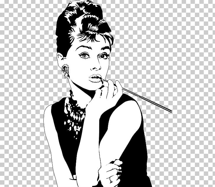 Breakfast at tiffanys clipart picture download Audrey Hepburn Breakfast At Tiffany\'s Holly Golightly PNG, Clipart ... picture download