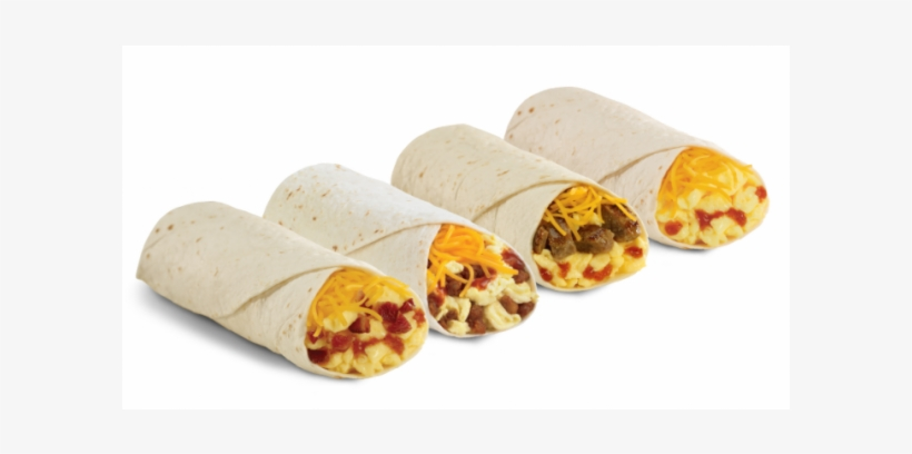 Breakfast burrito clipart