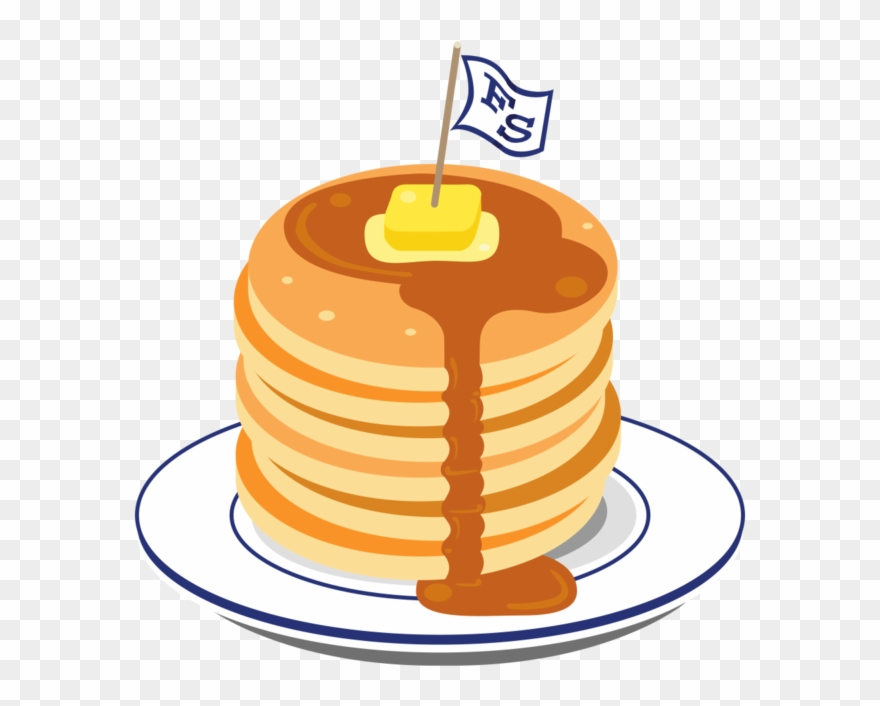 Breakfast clipart transparent background clipart free download Pancake Clipart Breakfast Item - Restaurant - Png Download (#546707 ... clipart free download