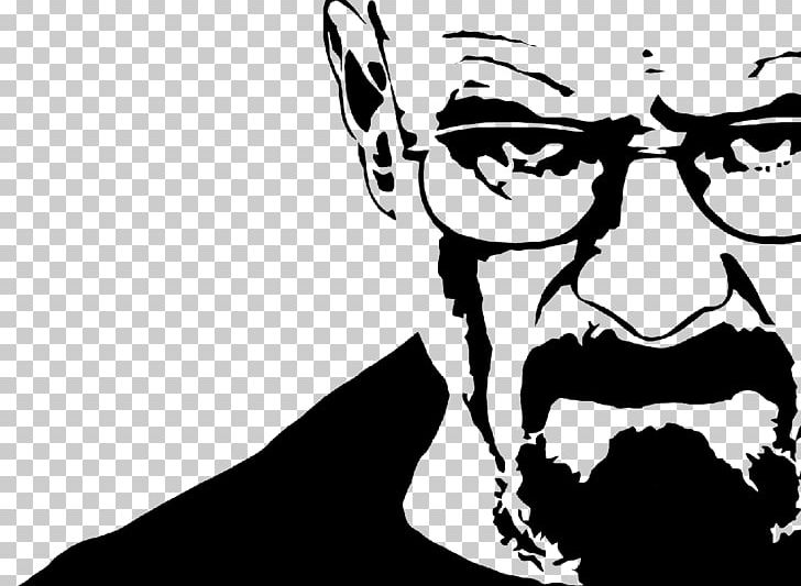 Breaking bad logo clipart clip library download Walter White Decal Sticker Breaking Bad PNG, Clipart, Art, Black ... clip library download