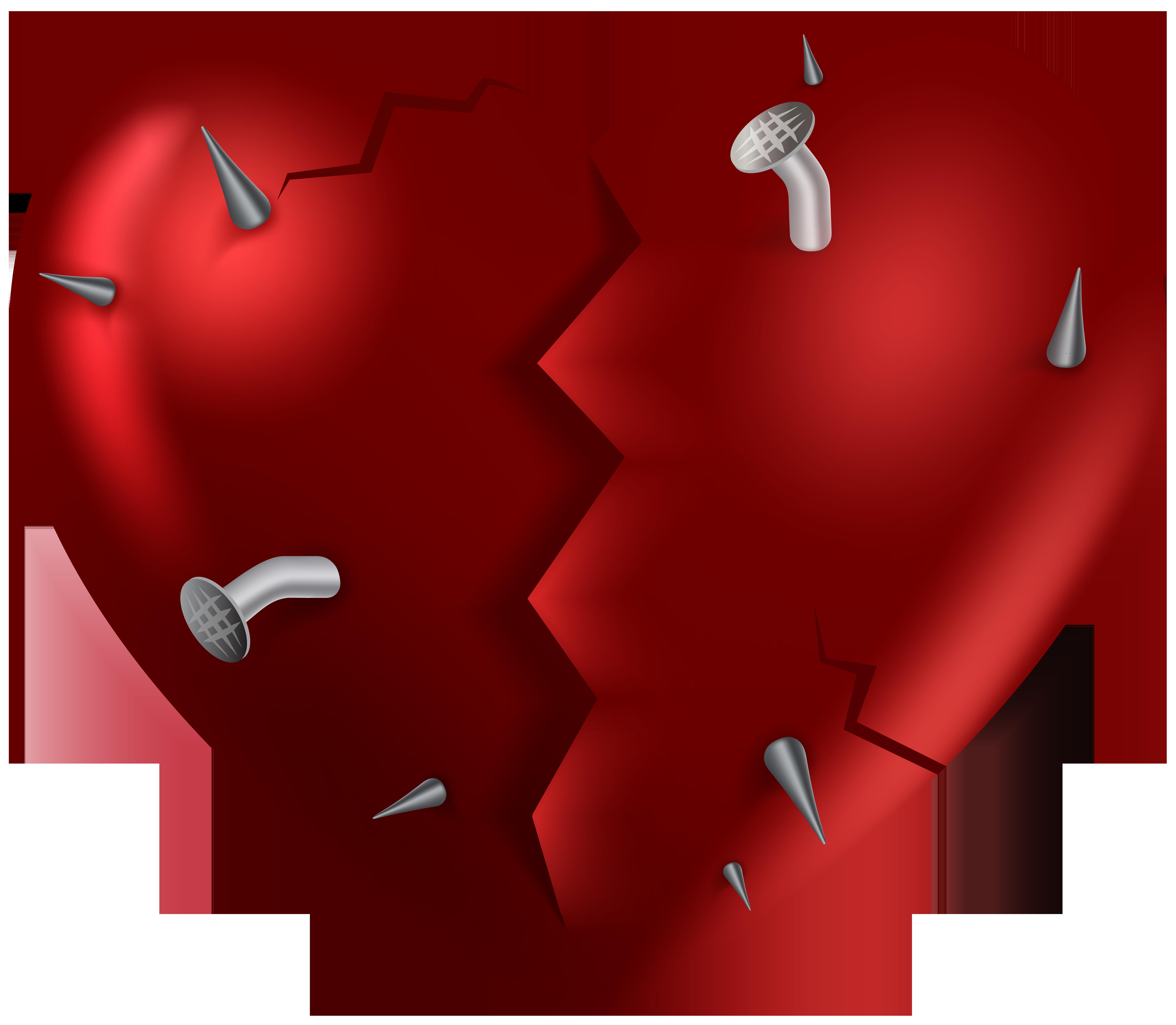 Heart broken clipart picture transparent library Broken Heart Clipart | Free download best Broken Heart Clipart on ... picture transparent library