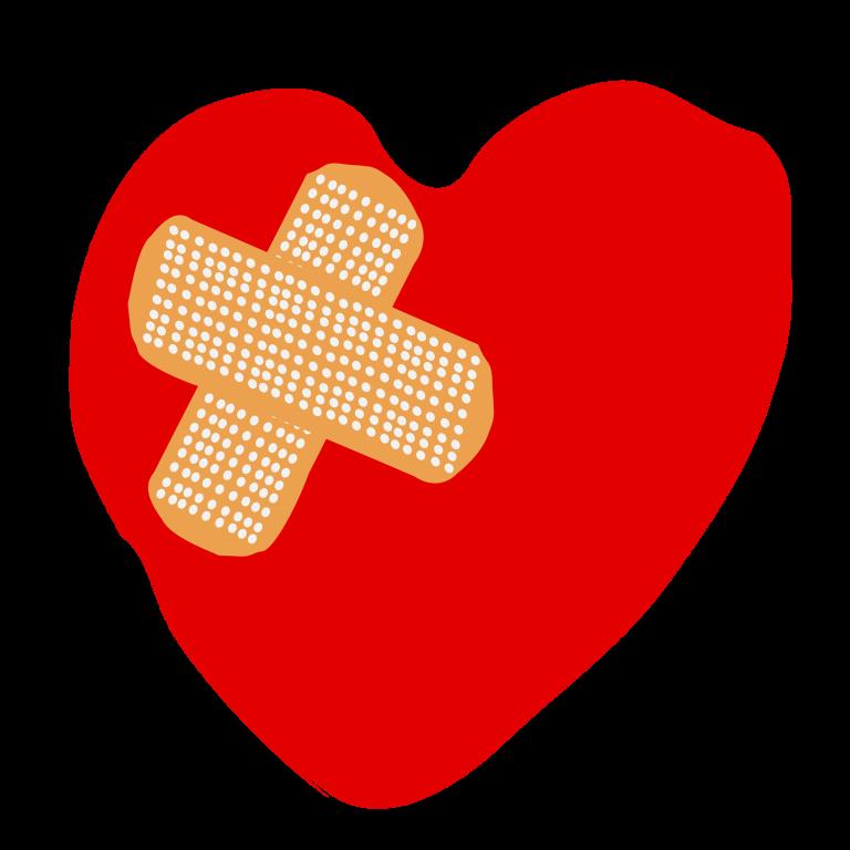 Broken heart clipart png transparent library broken heart clipart free clipart broken heart - Clip Art Guru png transparent library