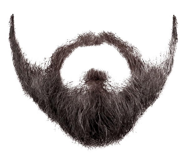 Breard clipart svg transparent library Pirate Beard PNG Transparent Pirate Beard.PNG Images. | PlusPNG svg transparent library
