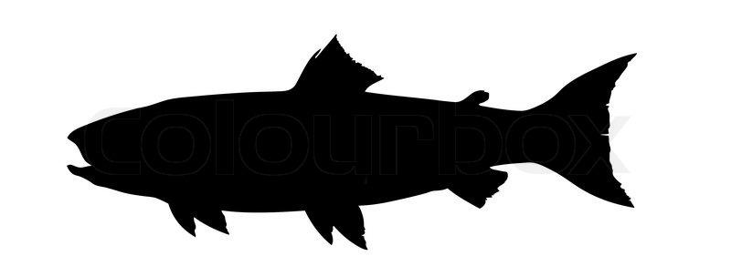 Breard clipart svg freeuse download Download salmon vector clipart Salmon Clip art | Illustration ... svg freeuse download