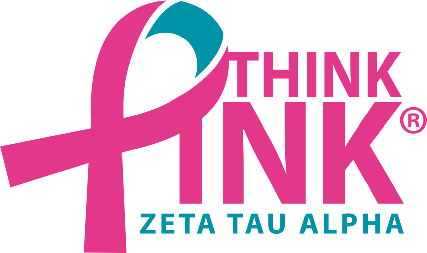 Breast cancer football clipart clipart transparent library National Philanthropy | Zeta Tau Alpha at Louisiana State University clipart transparent library