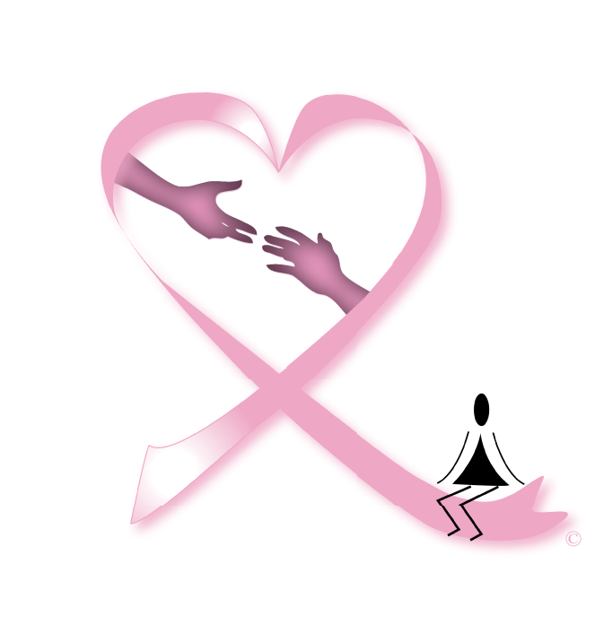 Breast cancer heart clipart clip art freeuse stock Breast Cancer Logo Design by Angel6769 on DeviantArt clip art freeuse stock