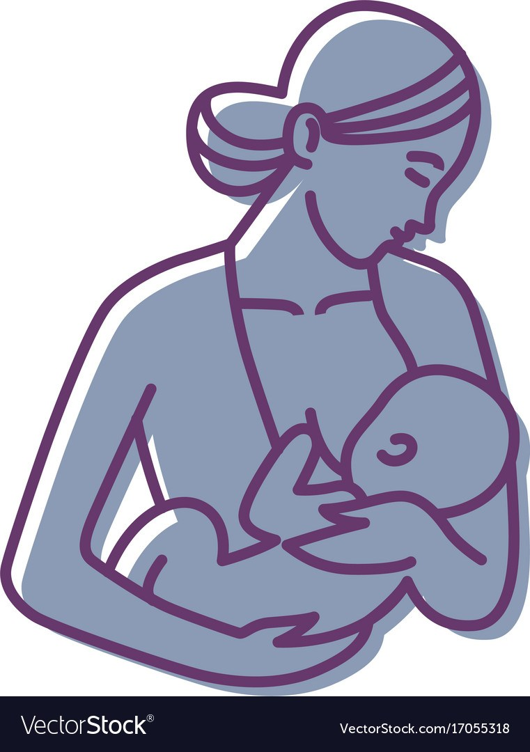 Breastfeeding images clipart png royalty free library Mother breastfeeding clipart 7 » Clipart Portal png royalty free library