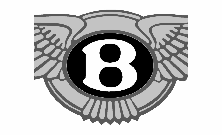 Breitling logo clipart vector black and white library Bentley Clipart Bentley Logo - Niles North High School Logo Free PNG ... vector black and white library