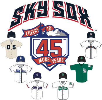 Brewers jersey clipart clipart black and white library Sky Sox Announce | Rocky Mountain Vibes News clipart black and white library