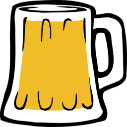 Brewing clipart banner library Fatty Matty Brewing Beer Mug Icon Clipart | i2Clipart - Royalty Free ... banner library