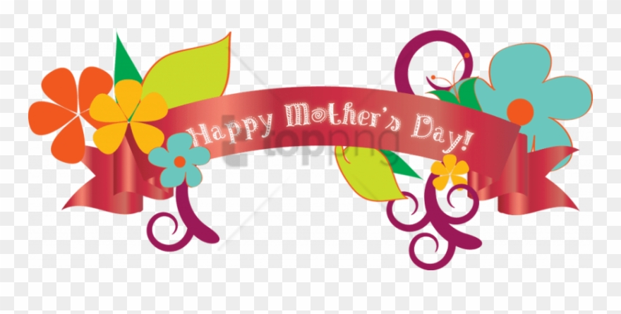 Brianna clipart graphic transparent download Free Png Happy Mothers Day Banner2 By Brianna - Mother\'s Day Clipart ... graphic transparent download