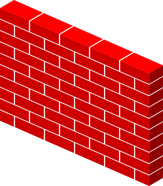 Brick house clipart clip freeuse library Clip Art Brick Wall - Elitflat clip freeuse library