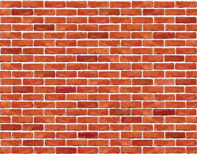 Brick wall clipart jpg transparent Red Brick Wall | Iron man in 2019 | Red brick walls, Red bricks ... jpg transparent