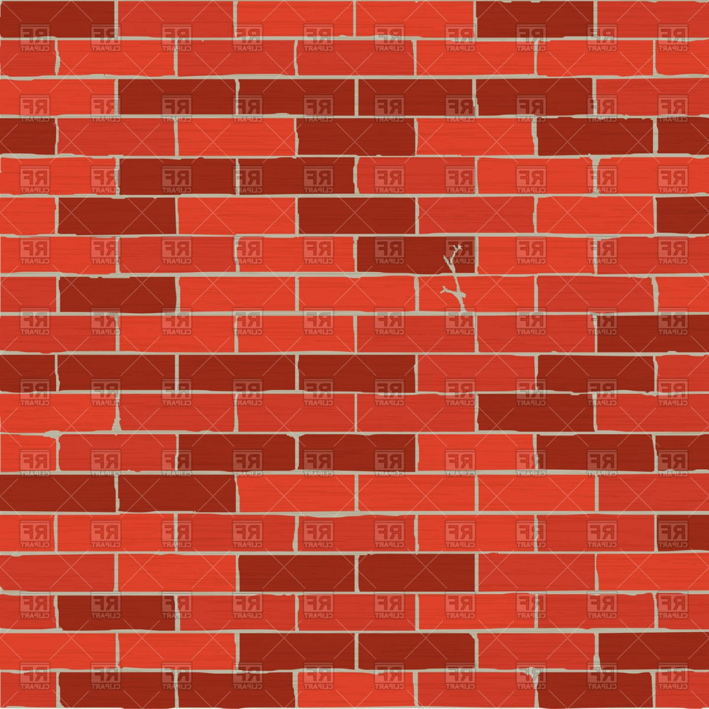 Brickwall clipart
