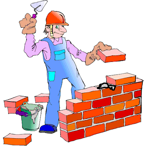 Bricklayer clipart image transparent library Free Bricklaying Cliparts, Download Free Clip Art, Free Clip Art on ... image transparent library