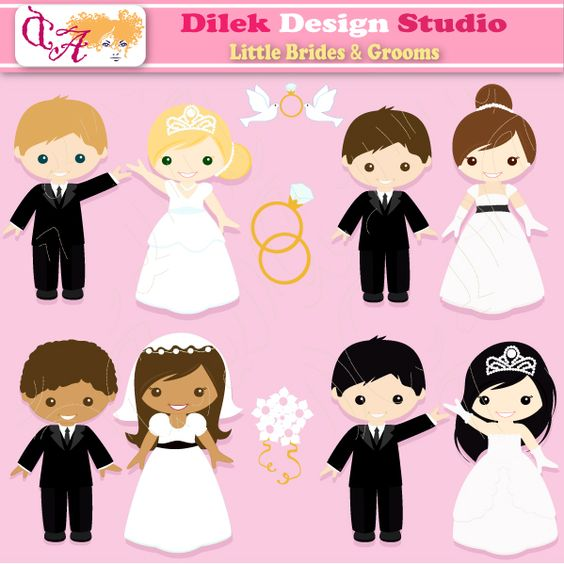 Bridal craft clipart freeuse download Free Brides Cliparts, Download Free Clip Art, Free Clip Art on ... freeuse download