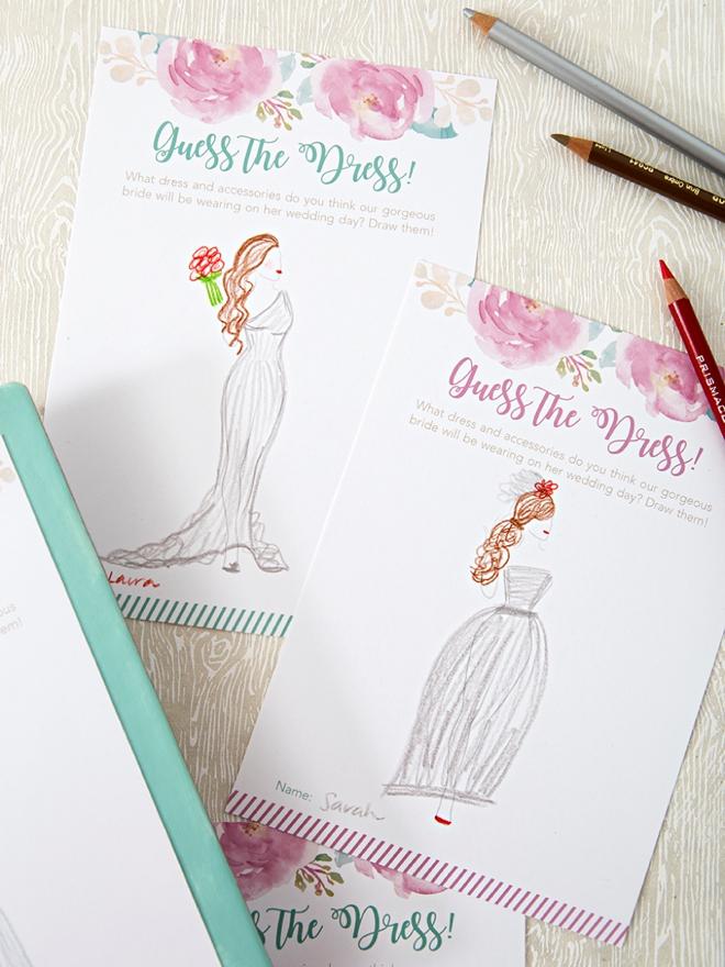 Bridal game clipart jpg freeuse stock This FREE Printable \