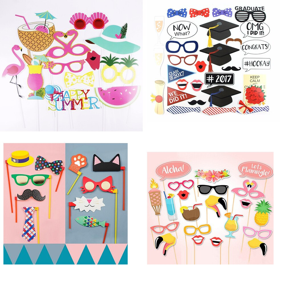 Bridal shower hawaii clipart image royalty free stock US $4.64 7% OFF|Summer Tropical Party Photo Booth Props Hawaiian Wedding  Bridal Shower Flamingo Pineapple Decoration Home Event Party Supplies-in ... image royalty free stock
