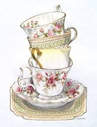 Bridal tea clipart clip library 13 Best Tea Party invitation inspiration/templates images in 2015 ... clip library