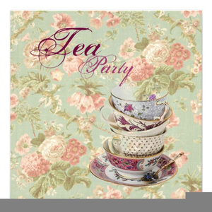 Bridal tea clipart graphic black and white library Bridal Tea Party Clipart | Free Images at Clker.com - vector clip ... graphic black and white library