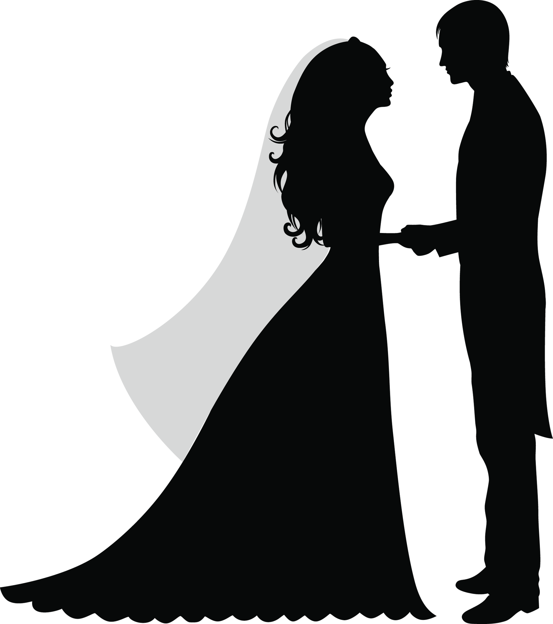 Bride and groom coloring book clipart graphic library stock CASAMENTO | silhouette | Pinterest | Stenciling, Silhouette and Cricut graphic library stock