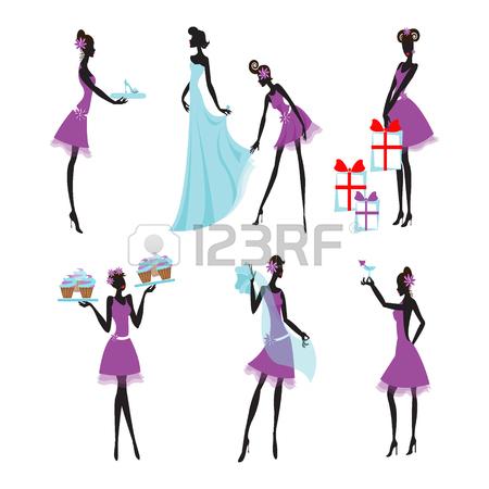 Bridesmaids clipart image download Bridesmaid Clipart | Free download best Bridesmaid Clipart on ... image download