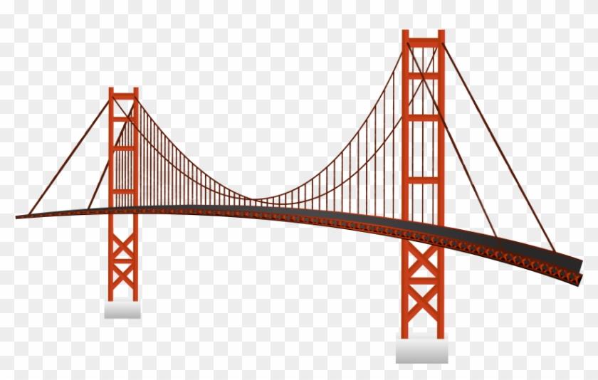 Bridge clipart transparent clipart library Free Png Download Golden Gate Bridge Clipart Png Photo - Golden Gate ... clipart library