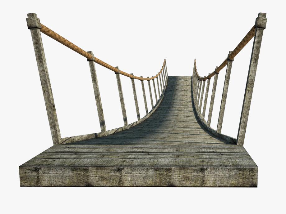 Bridge clipart transparent vector free download Vector Bridges Clipart - Bridge Png #344614 - Free Cliparts on ... vector free download