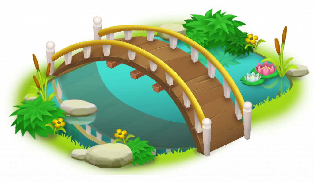 Bridge free clipart clip freeuse Foot bridge clip art clipart images gallery for free download | MyReal clip freeuse