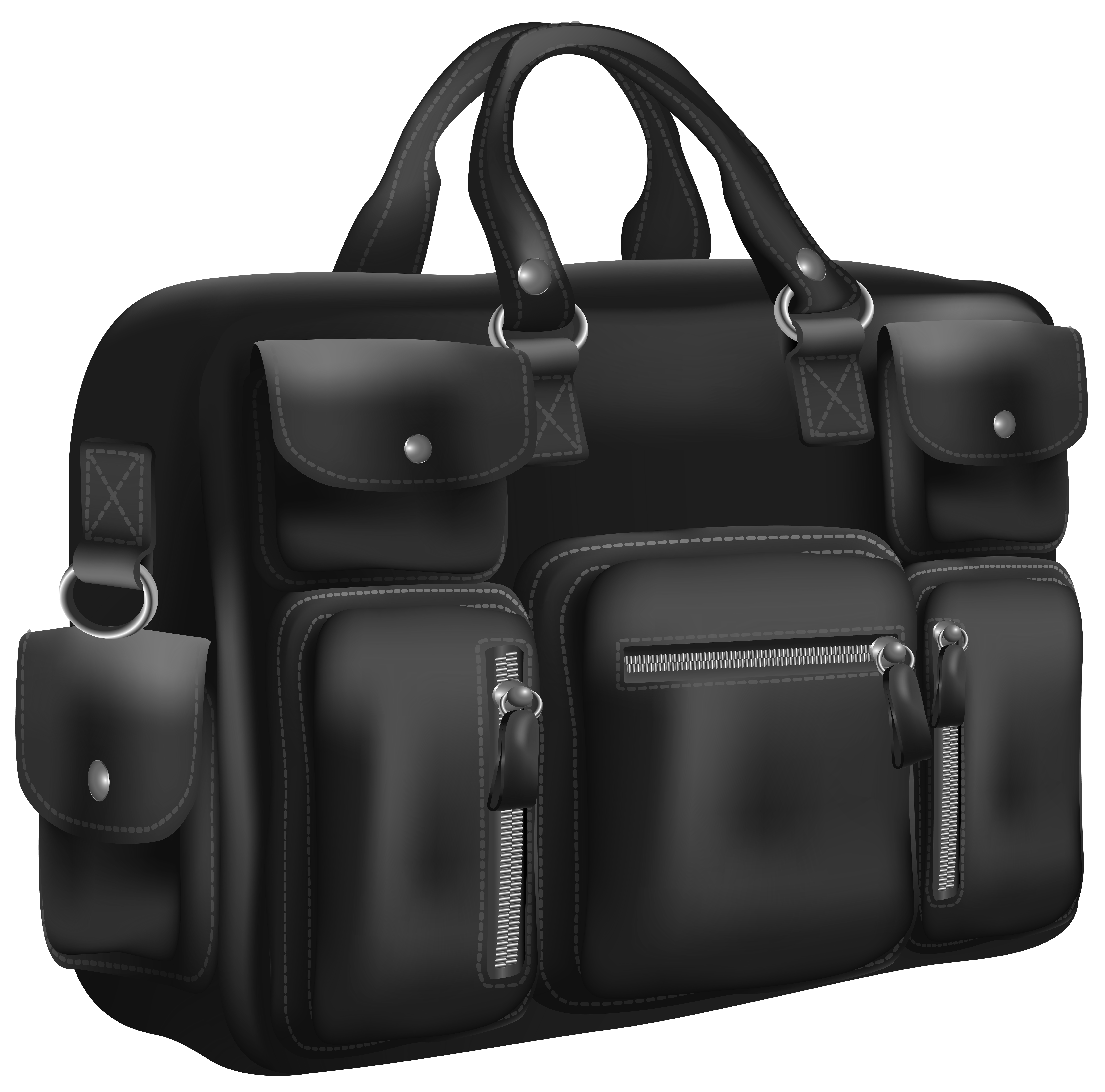 Briefcase full of money clipart png freeuse stock Bag PNG Clip Art - Best WEB Clipart png freeuse stock