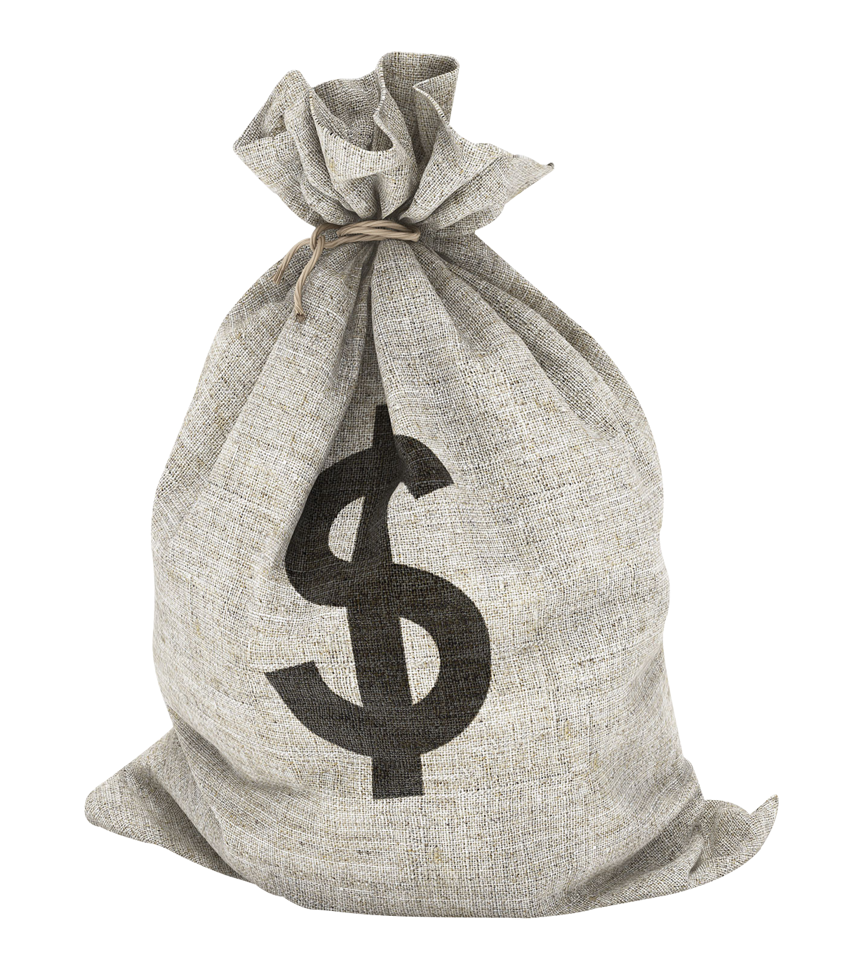 Cash money bag free clipart picture black and white download Money Bag PNG Image - PurePNG | Free transparent CC0 PNG Image Library picture black and white download