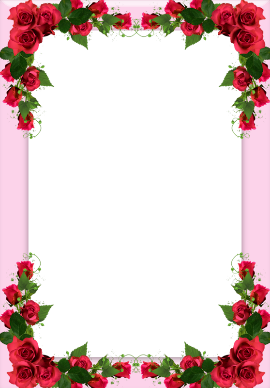 Vertical flower border clipart clipart freeuse library cadres,frame,rahmen,quadro,png | Wallpapers and more | Pinterest ... clipart freeuse library