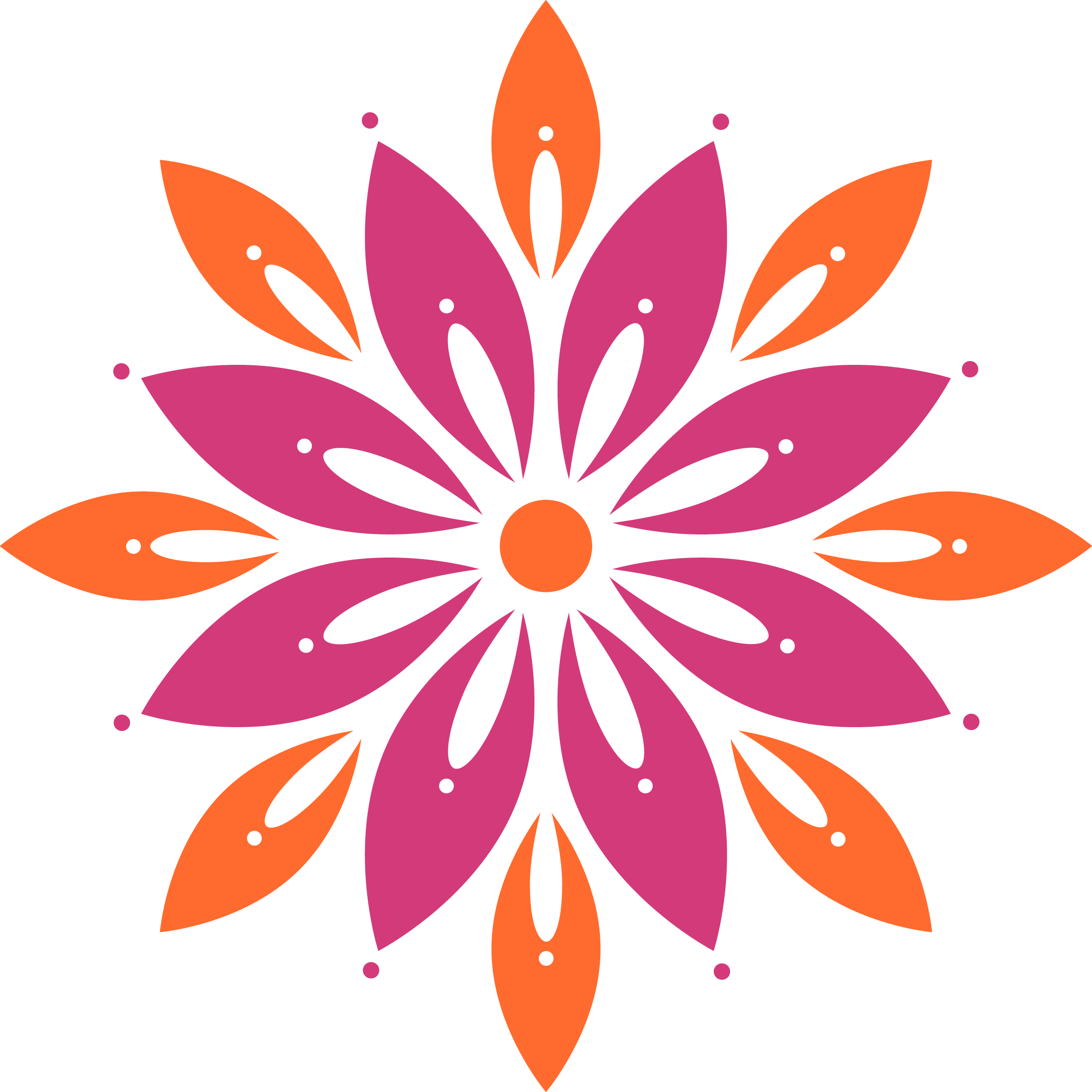 Orange and purple flower clipart png transparent download Party Elves png transparent download