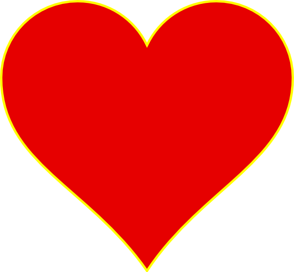 Bright heart clipart png library Bright Heart PNG Clip arts for Web - Clip arts free PNG Backgrounds png library
