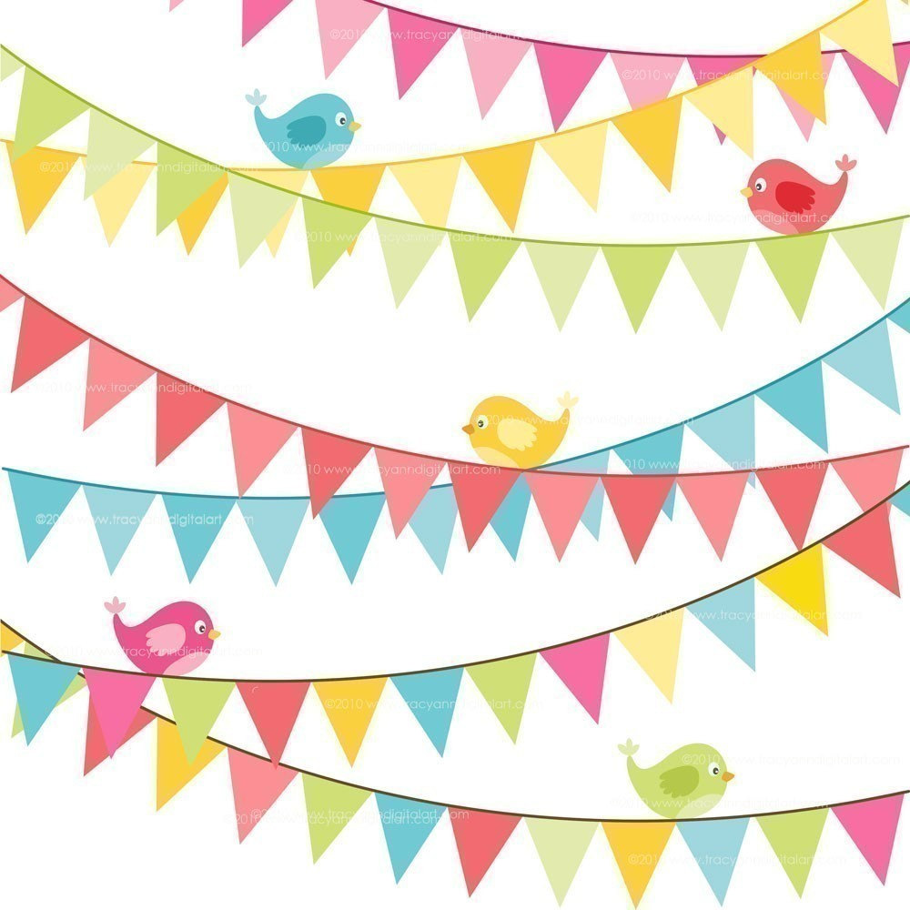 Bright pastel flag bunting clipart royalty free download Bright pastel flag clipart - ClipartFest royalty free download