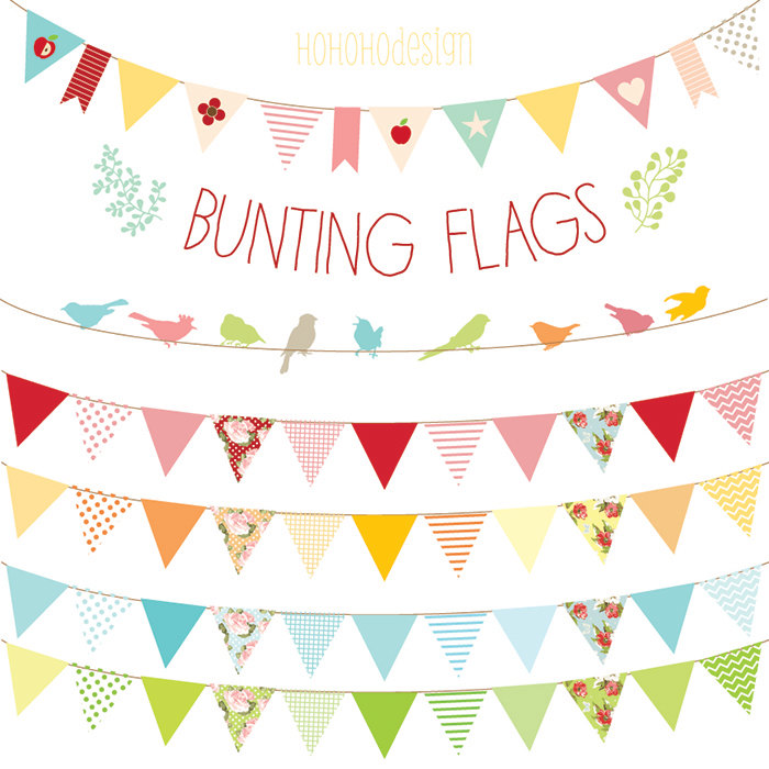 Bright pastel flag bunting clipart svg library download Flag bunting clipart - ClipartFest svg library download