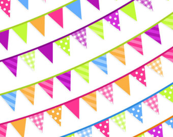 Bright pastel flag bunting clipart png royalty free library Pastel Bunting Clipart | Clipart Panda - Free Clipart Images png royalty free library