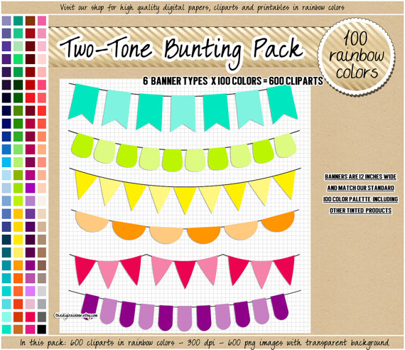 Bright pastel flag bunting clipart free download Bright pastel flag bunting clipart - ClipartFox free download