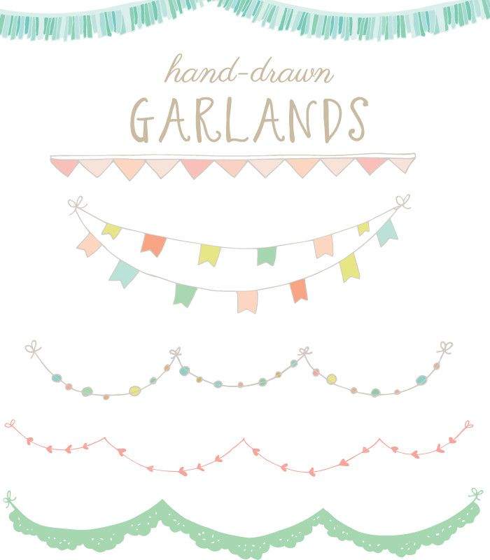 Bright pastel flag clipart clipart free library 17 Best ideas about Flag Garland on Pinterest | Bunting, Festival ... clipart free library