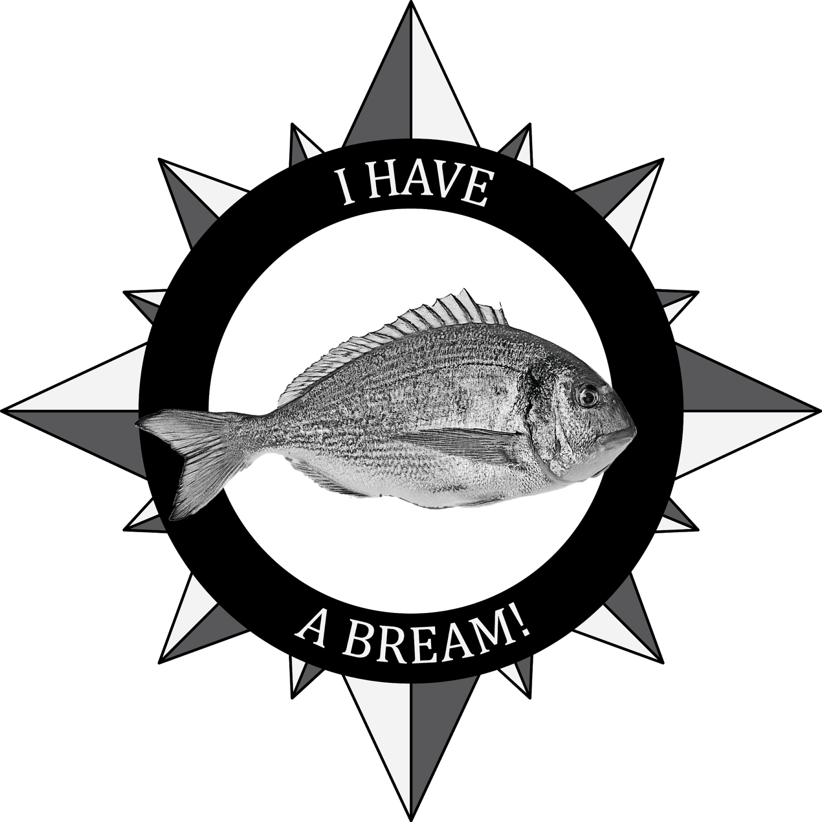 Brim fish black and white clipart graphic download ClubOrlov: Of Dunces, Fools, Drones and Heroes graphic download